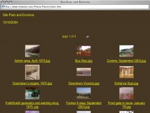 Screenshot from Webpage 'Site Pluto and Environs'