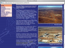 Screenshot from Webpage 'Woomera Airfield'