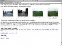 Screenshot from Webpage '85 Squadron Bloodhound RAF'